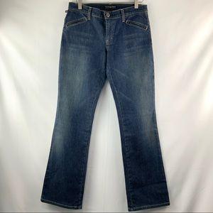 Ralph Lauren Polo Jeans Company Dark Jeans